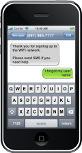 Text Message Integration